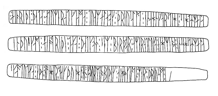 Руническое письмо
